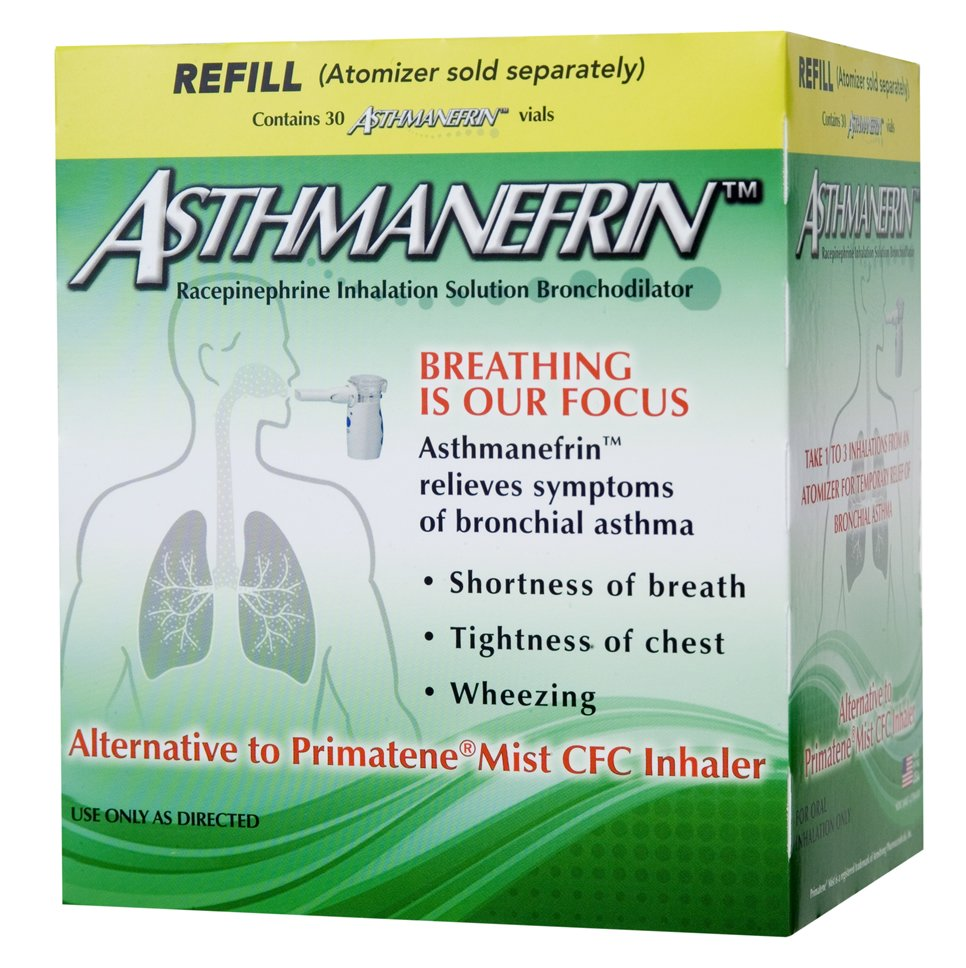 Asthmanefrin Inhalation Solution